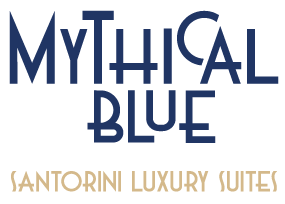 Mythical Blue Luxury Suites Santorini
